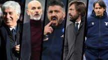 Serie A : l'incroyable course à cinq pour la Ligue des Champions