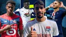 Le top 10 des recrues les plus chères de l'été en Ligue 1