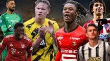 Wonderkids 2020 : qui sont les 50 meilleurs jeunes U21 de la planète ?