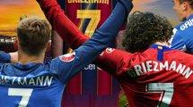 FC Barcelone : Antoine Griezmann change de numéro