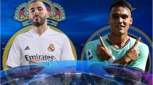 Real Madrid - Inter Milan : les compositions sont tombées