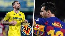 Villarreal-FC Barcelone : les compositions officielles !
