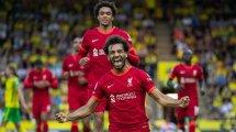 Qualifs CdM 2022 : Mohamed Salah finalement libéré par Liverpool