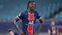 Monaco-PSG : les compositions officielles