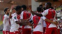 Ligue 1 : l'AS Monaco remercie ses jeunes face au FC  Nantes