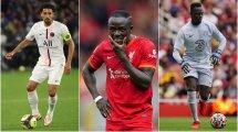Les grands oubliés de la liste des 30 nommés du Ballon d'Or 2021
