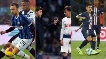 Mercato : le PSG, l'Inter et Tottenham réfléchissent à une opération en 3 bandes