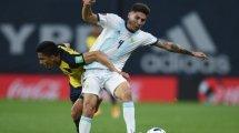 L'OL passe à l'attaque pour Gonzalo Montiel