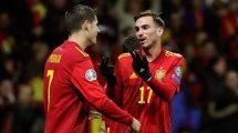 LdN : la liste de l'Espagne avec Morata, sans Aspas, Thiago ni Ceballos