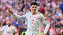 Euro 2020, Espagne : la délivrance d'Alvaro Morata