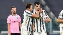 Ligue des Champions : Alvaro Morata sauve la Juventus du faux pas à Kiev, Bruges crucifie le Zenit