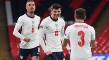 Ligue des Nations : un but heureux de Mason Mount offre la victoire à l'Angleterre et la tête du groupe face à la Belgique