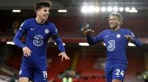 Chelsea-Manchester City : les compositions officielles