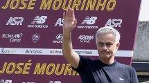 AS Rome : José Mourinho surpris par le choix d'Edin Dzeko