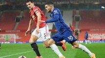 Premier League : Manchester United et Chelsea se quittent dos à dos