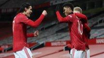 FA Cup : Manchester United vient à bout de Liverpool
