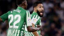 Liga : le sublime coup franc de Nabil Fekir contre le Celta en vidéo