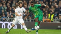 Nacho prolonge au Real Madrid