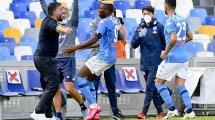 Serie A : Naples atomise l'Atalanta, Osimhen buteur