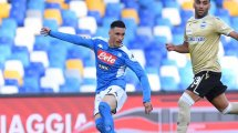 José Callejon justifie son choix de rejoindre la Fiorentina