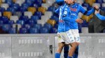 Coupe d'Italie : le Napoli élimine La Spezia