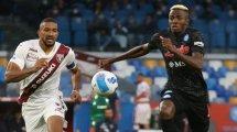 Serie A : Victor Osimhen offre une 8e victoire à l'arrachée à Naples !