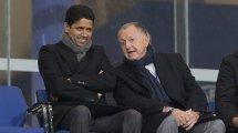UEFA : Nasser al-Khelaïfi à fond derrière les petits clubs