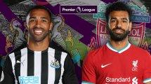 Newcastle-Liverpool : les compos probables