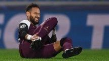 PSG-OM : Neymar et Kimpembe dans le groupe ?