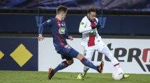 CdF : Caen souhaite un bon rétablissement à Neymar et défend Steeve Yago