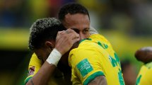 Éliminatoires Mondial 2022 : le Brésil cartonne l'Uruguay grâce à Neymar et Raphinha, l'Argentine confirme, fin de match polémique en Colombie