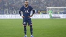 PSG : rien ne va plus pour Neymar