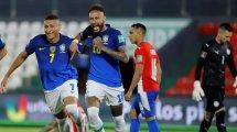 Éliminatoires Mondial 2022 : le Brésil et Neymar régalent, l'Argentine et Leandro Paredes rattrapés sur le fil