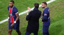 PSG : Neymar remercie Kylian Mbappé