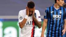 Atalanta-PSG : Neymar a encore répondu présent