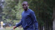 EdF : N'Golo Kanté et son image  «exagérée» de gentil garçon