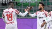 Bundesliga : Mayence s'impose largement contre Augsbourg
