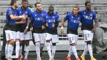 Ligue 1 : Nice s'offre une large victoire à Angers, Reims et Metz enchaînent