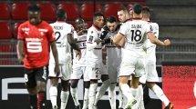 Ligue 1 : l'OGC Nice se donne de l'air en allant gagner à Rennes