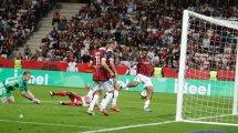 Ligue 1 : Nice domine Brest et monte provisoirement sur le podium