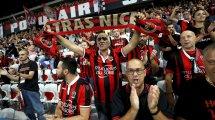 Nice : quatre clubs en course pour récupérer Yanis Hamache