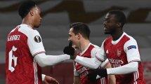 EL, Arsenal : Nicolas Pépé reste optimiste pour la qualification
