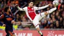 Accord entre l'Ajax et West Ham pour Nicolas Tagliafico