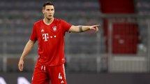 Niklas Süle pourrait quitter le Bayern Munich libre l'été prochain
