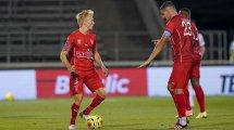 Ligue 1 : Nîmes se balade contre Brest, Lorient réussit son retour