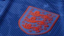 Les nouveaux maillots de l'Angleterre pour l'Euro 2021