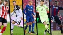 Les 10 pires équipes d'Europe parmi les 5 grands championnats