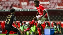 Nuno Tavares signe à Arsenal
