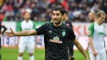 Werder Brême : l'avenir de Nuri Sahin incertain