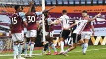 PL : pas de vainqueur entre Aston Villa et Sheffield mais déjà une polémique